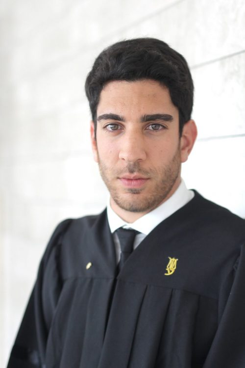 עורך דין גיא סרורי